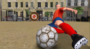 Soccer Superstar Tackle